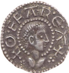 Offa King of Mercia