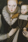 Lady Catherine Grey & son Edward